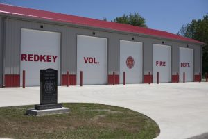 Redkey Fire Department, Redkey, IN