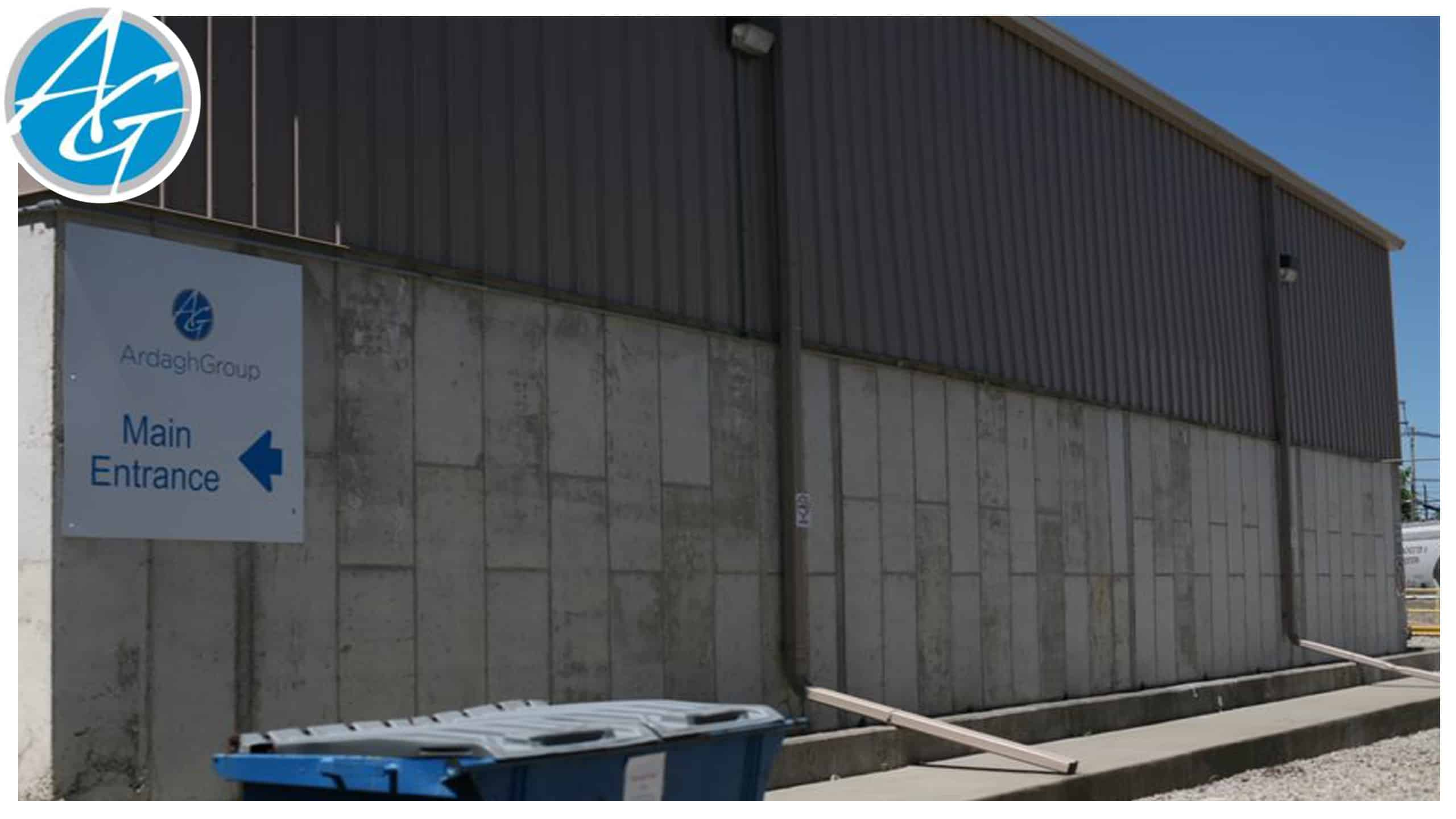 Ardagh Group, Dunkirk, IN (Click for gallery)